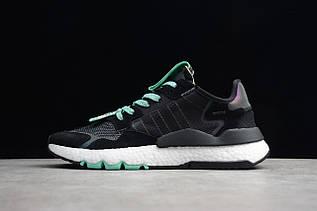 Кросівки чоловічі Adidas Nite Jogger 2019 Boost / ADM-2529 (Репліка)