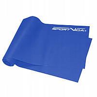 Лента-эспандер для спорта и реабилитации SportVida Flat Stretch Band 200 х 15 см 10-15 кг SV-HK0186