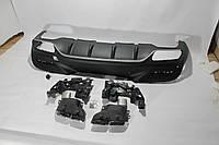 Диффузор Mercedes GLE Coupe