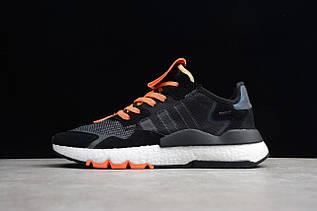 Кросівки чоловічі Adidas Nite Jogger 2019 Boost / ADM-2530 (Репліка)