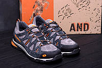 Мужские кожаные кроссовки Salomon Ultra Track, фото 1