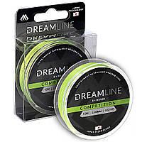Шнур Mikado Dream Line Competition 10м 0,23мм 23,61кг fluo green