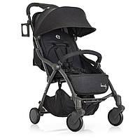 *Детская прогулочная компактная коляска (подстаканник, чехол), модель El Camino Handy, цвет Graphite арт. 1034