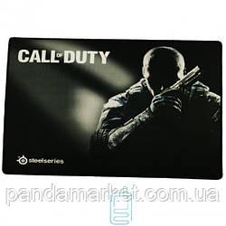 Коврик для мышки Black overlock G-9 Call of Duty 350x500 Overlock