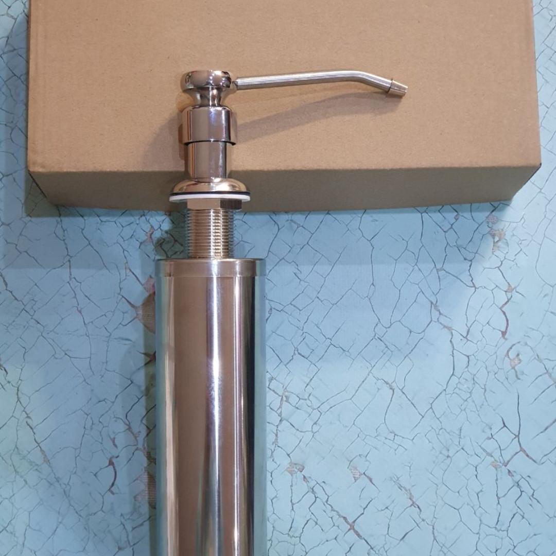 Дозатор для жидкого мыла врезной Epelli Di sapone