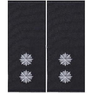 Погоны полиции лейтенант (муфта)