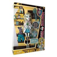 Кукла Монстер Хай Лагуна Блу В классе (без шкафа) Monster High Lagoona Blue Classroom