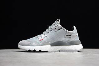Кросівки чоловічі Adidas Nite Jogger 2019 Boost / ADM-2533 (Репліка)