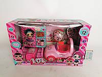 Игровой набор куклы ЛОЛ. Лялька LOL SURPRISE коллекция.