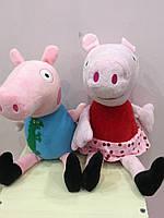 Мягкая игрушка Свинка Пеппа и Джордж 00710