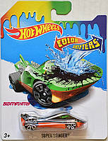 Машинки Хот вилс меняющие цвет Hot Wheels Spin Cycle Colour Shifters
