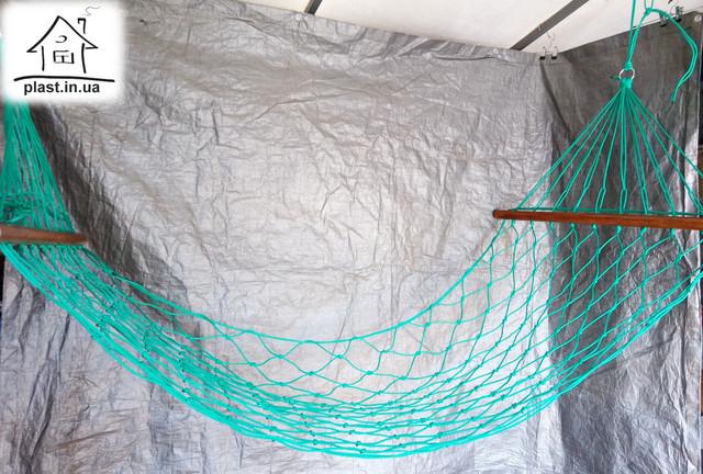 Гамак веревочный плетеный