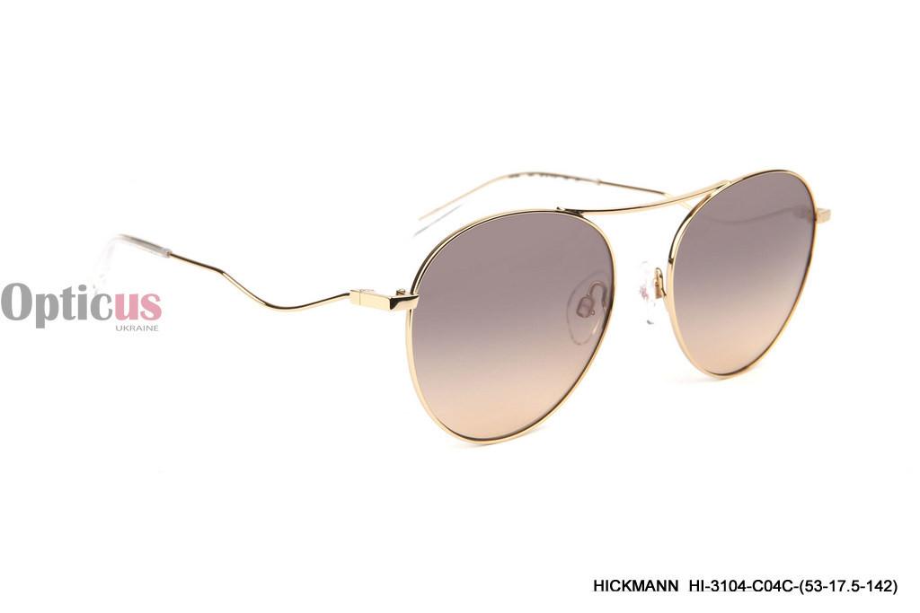 Окуляри сонцезахисні HICKMANN HI3104 C04C
