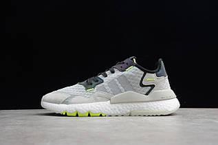 Кросівки чоловічі Adidas Nite Jogger 2019 Boost / ADM-2534 (Репліка)