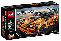 Lego Technic Chevrolet Corvette ZR1 42093