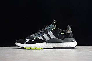 Кросівки чоловічі Adidas Nite Jogger 2019 Boost / ADM-2535 (Репліка)