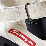 Кожаные босоножки Shtayer, фото 5