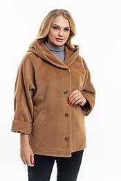Модная куртка из пальтовой ткани