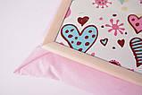 Поднос на подушке Сердца, фото 2