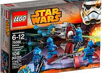LEGO Star Wars 75088 Senate Commando Troopers Коммандос Сената