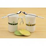 Чашки Happy everyday с шарфиками 2 шт, фото 3