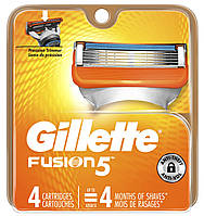 "Картридж Gillette ""Fusion"" (4), фото 1"