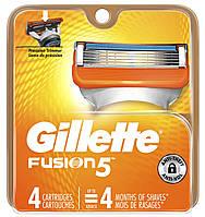 "Картридж Gillette ""Fusion"" (4)"