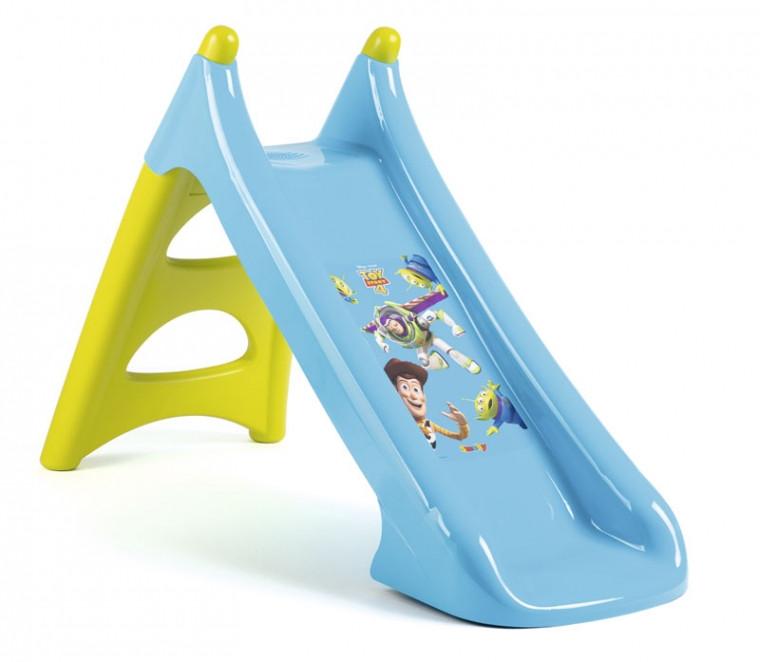 Детская горка с водным эффектом История игрушек Smoby 90 см, арт. 820617, 2+