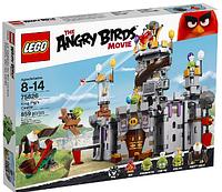 LEGO The Angry Birds 75826 King Pig's Castle Замок Короля свинок