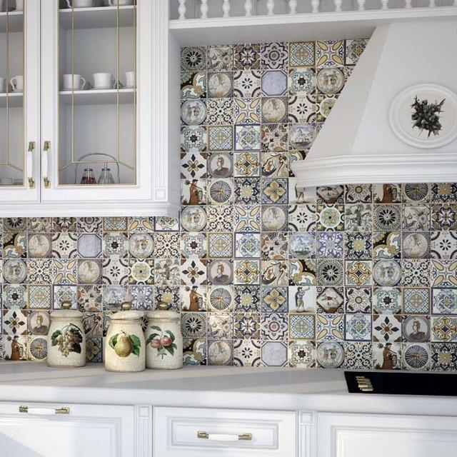 Плитка настінна для кухні