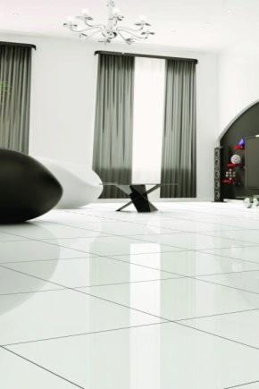 Плитка і керамограніт для підлоги