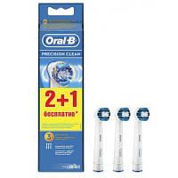 Насадка для зубной щетки Oral-B by Braun PrecisionClean (EB20 (2+1))
