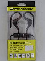 Наушники для спорта беспроводные Bluetooth Stereo headset BT1