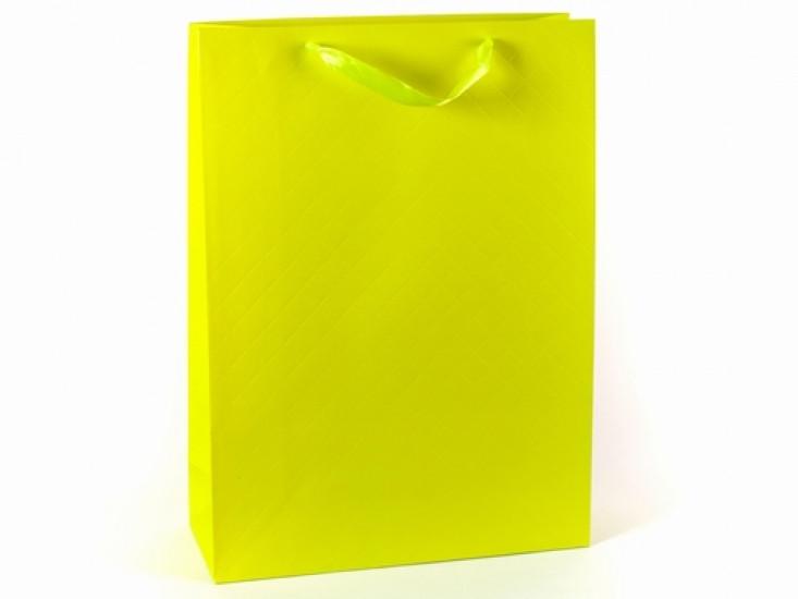 Подарочный пакет Солнце 43 см