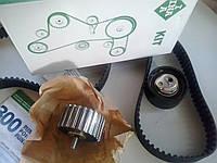 Ремкомплект ГРМ Fiat Ducato (2 ролика + ремень) двигатель 2.3JTD 16v, фото 1