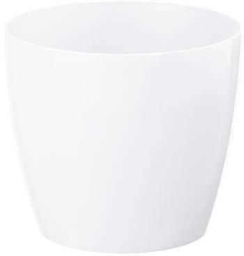 Кашпо LAMELA Магнолия 19 х 21 см Белый (000003064)