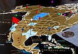 Скретч карта My Maps Black edition в наборе для любимого человека In Love, фото 5