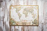 Скретч карта My Maps Antique edition в наборе для любимого человека In Love, фото 6