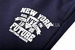 Мужские спортивные брюки на флисе Glo-Story, фото 4