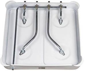 Настольный газовый таганок плита Domotec MS 6604 на 4 конфорки, фото 2