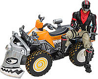 Фигурка Фортнайт с квадрациклом Fortnite Quadcrasher Vehicle