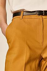 Костюмні Брюки жіночі жовті, фото 3
