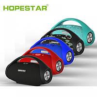 Портативная колонка Hopestar H32, Bluetooth колонка, Хопстар Н32, беспроводная колонка, блютуз, лучш