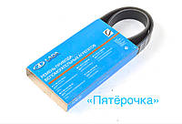 """Ремень генератора ВАЗ 2110-12 ручейковый (6K - 742) """"GATES"""" (6PK738)"""