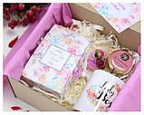 Подарочный набор Весенний букет, фото 4