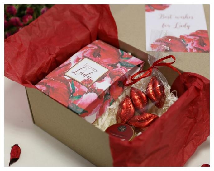 Подарочный набор Red