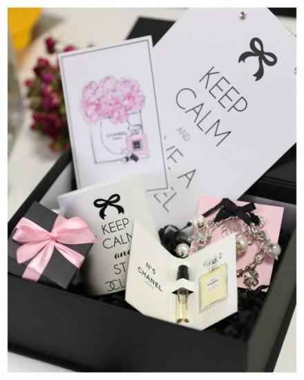 Подарочный набор Chanel №5