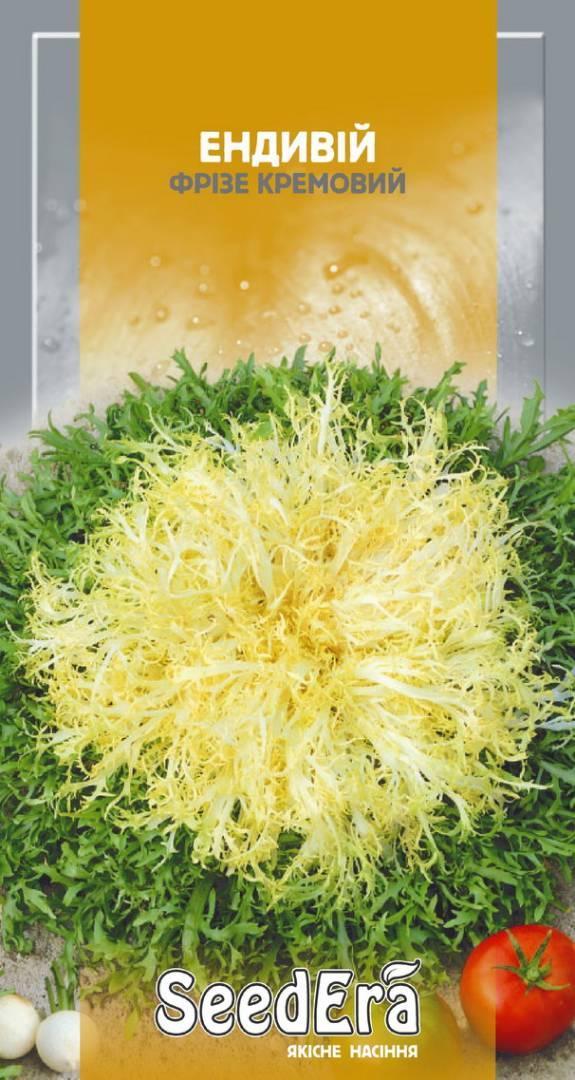 Семена Салат Эндивий (Фризе кремовый) 1 г SeedEra