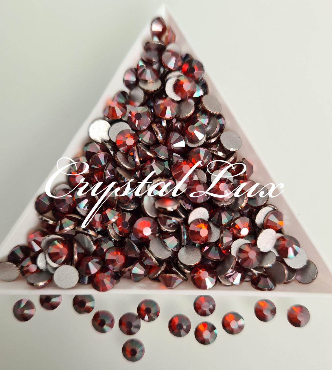"""Стрази ss20 Redwine (5,0 мм) 100шт """"Crystal Premium"""""""