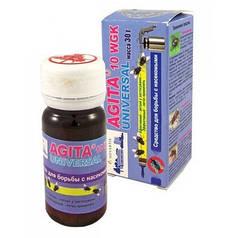 Агита, 30 г инсектицид - уничтожения мух, ос, блох, тараканов, постельных клопов, муравьев, комаров